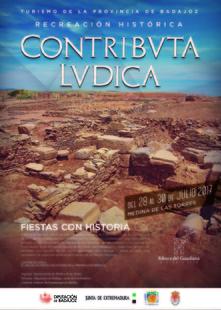 Medina de las Torres da a conocer su patrimonio histórico a través de su evento 'Contribvta Lvdica'