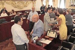 La Diputación se adhiere al marco regional de impulso a la economía verde y circular de Extremadura