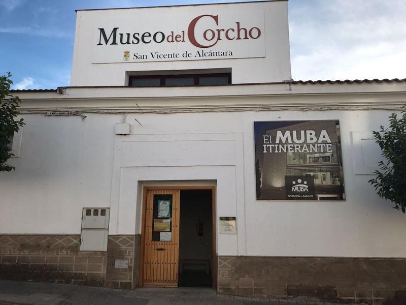 El MUBA viaja a San Vicente de Alcántara