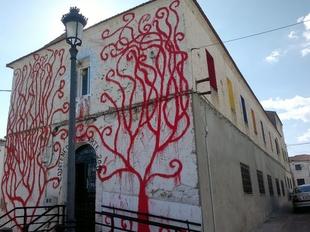 Transformar espacios abandonados a través del arte