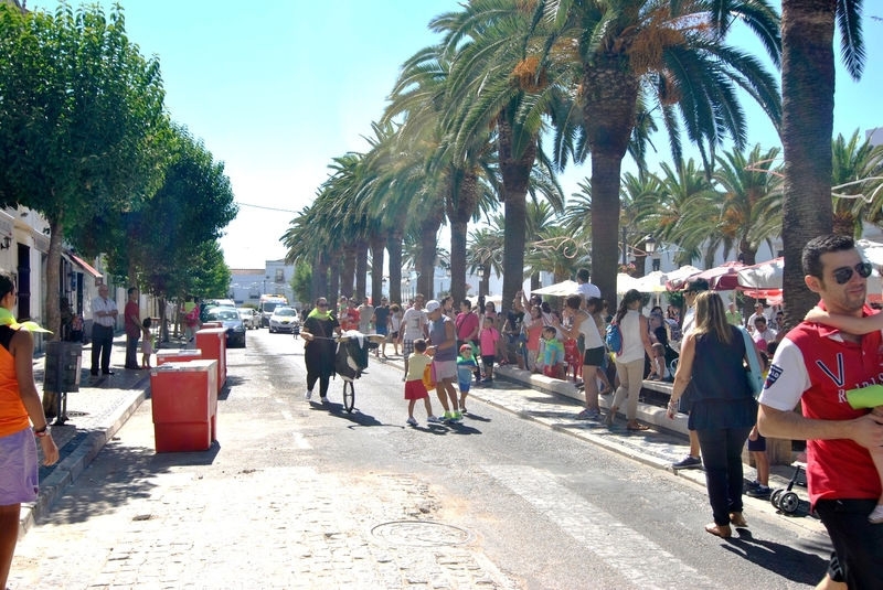El pregón de la Asociación Gigantes de Olivenza marcará el inicio de las Ferias y Fiestas 2017