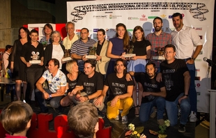 Rodrigo Sorogoyen, con 'Madre', ganador del XVI Certamen Internacional de Cortometrajes 'El Pecado 2017'