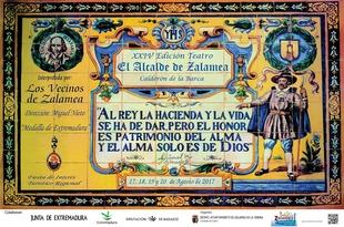 El Ayuntamiento de Don Benito organiza este viernes un viaje para ver la representación de 'El alcalde de Zalamea'