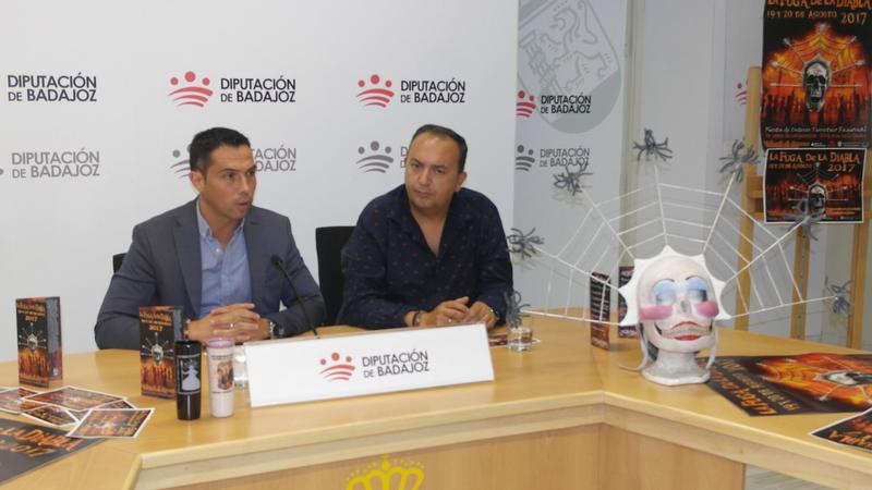 Más de 500 actores participarán en la fuga de La Diabla de Valverde de Leganés