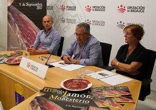Monesterio promociona su gastronomía con la celebración del Día del Jamón