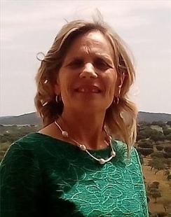Un helicóptero sobrevuela Hornachos para buscar pistas sobre la desaparición de Francisca Cadenas