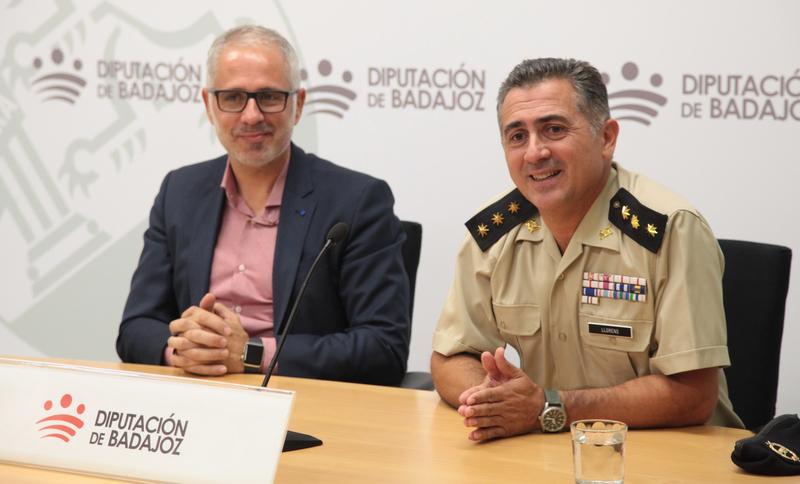 Se ultiman los preparativos para la jura o promesa de bandera civil en Herrera del Duque
