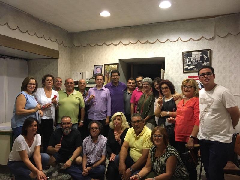 Ramón Díaz Farías lidera la ''candidatura de la militancia'' de la provincia de Badajoz desde la lealtad a Pedro Sánchez y Fernández Vara