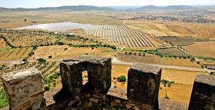 La Diputación de Badajoz prorroga el contrato de suministro eléctrico de origen 100% renovable