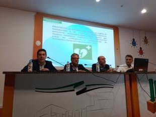 La Diputación participa en unas Jornadas sobre sensibilización y concienciación de la Prevención de Riesgos Laborales en la Administración Local