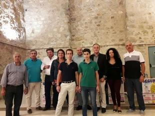 Alumnos de la Escuela Taurina de la Diputación participaron este fin de semana en tres tentaderos y en un festival taurino