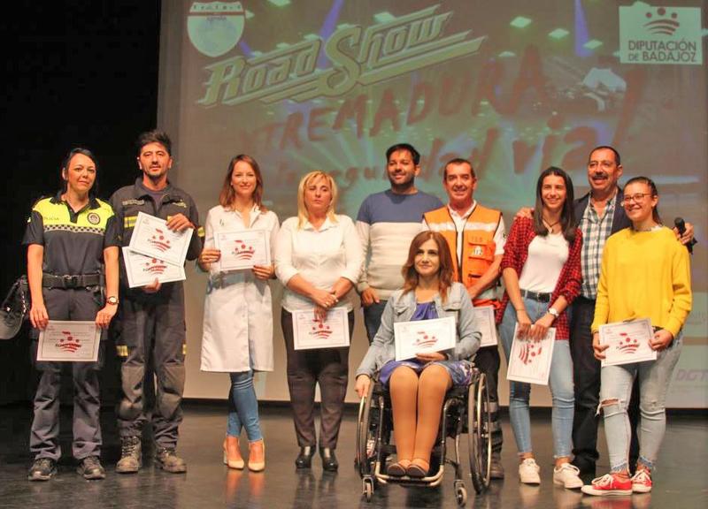 El programa Road Show, tú decides llega a Calamonte gracias a la financiación de la Diputación
