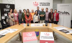 La Diputación de Badajoz pone en marcha la segunda edición del Programa de Teatro Profesional Artistas en el Territorio