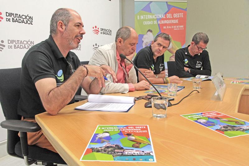 Alburquerque acoge el II Campeonato Internacional de Ornitología del Oeste