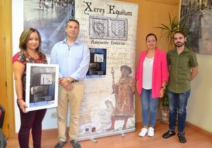 Las II Jornadas de Historia en Jerez de los Caballeros se celebran el 21 de octubre con un programa amplio de conferencias y comunicaciones