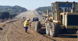 La Carretera Provincial BA-056 de Cristina a Guareña y a la EX-338 permanecerá cortada al tráfico por obras