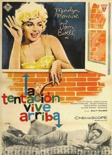 Continúa el ciclo dedicado a Marilyn Monroe el la Residencia Universitaria Hernán Cortés