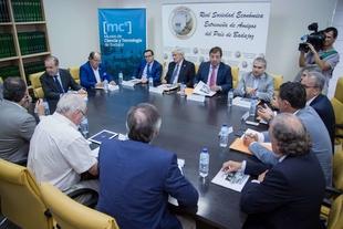 La Diputación estará presente en la comisión encargada de constituir el Consorcio del Museo de la Ciencia