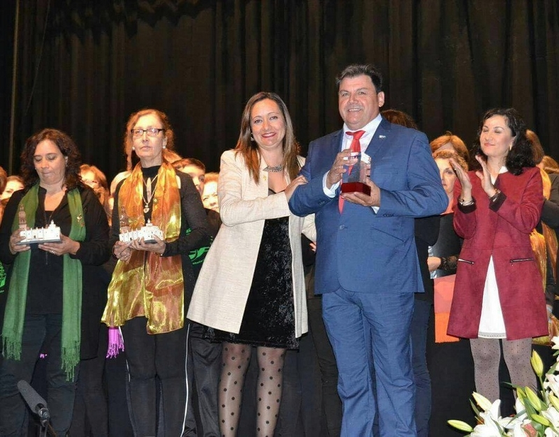 Jerez de los Caballeros celebró el II Encuentro de Corales que patrocina la Diputación de Badajoz