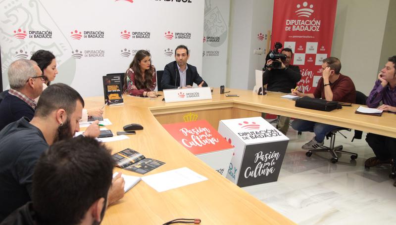 La Imprenta Provincial edita el libreto con la programación de la Orquesta de Extremadura