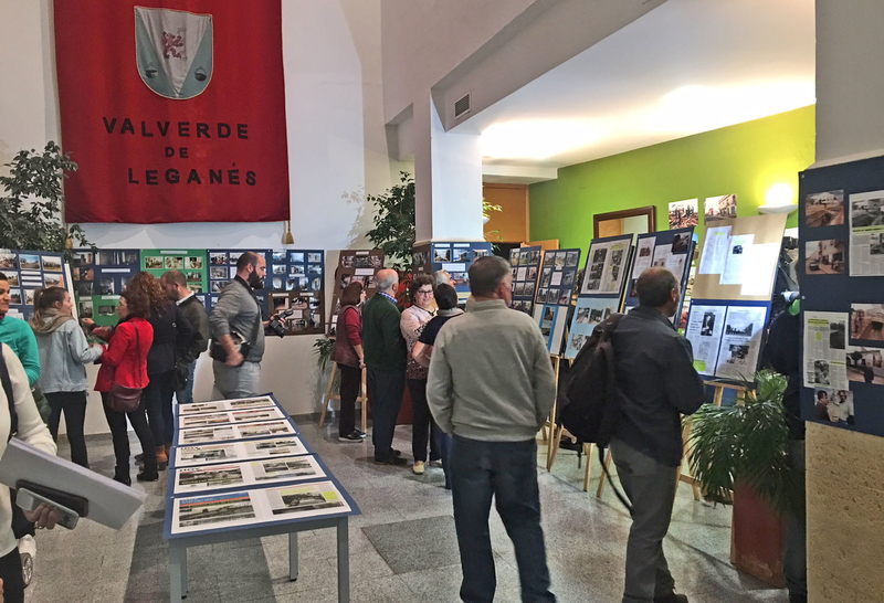 Valverde de Leganés rinde homenaje a las víctimas de la riada de 1997