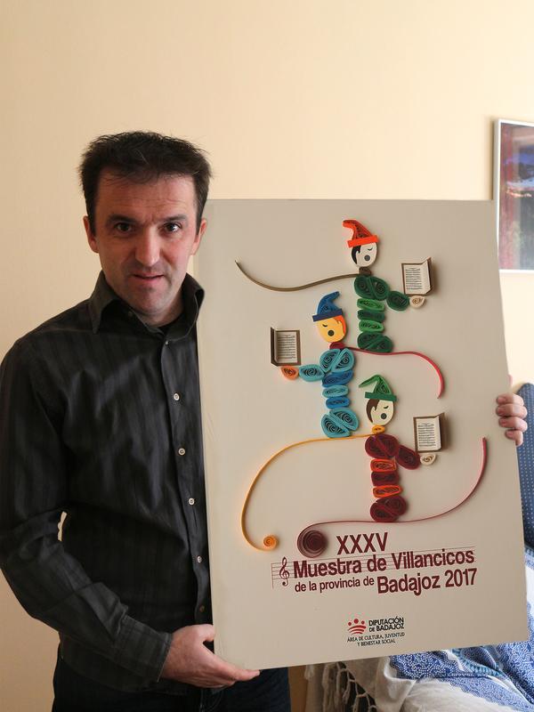 Fallado el Premio del cartel de la XXXV edición de la Muestra Provincial de Villancicos