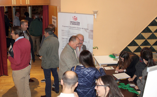 La Diputación de Badajoz organiza el I Encuentro del Sector del Aceite de Oliva en la provincia