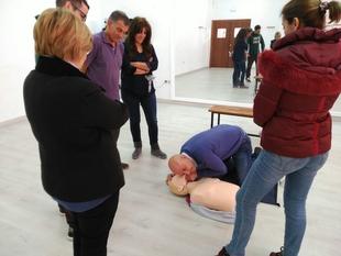 Comienza el Plan de Formación del proyecto Badajoz, Provincia Cardiosaludable