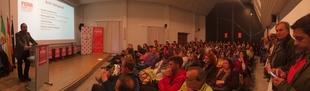 Masiva participación en la Feria de Empleo de la Campiña Sur