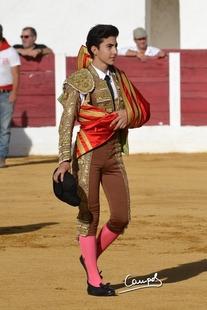 Manuel Perera se proclama ganador del Certamen Taurino ''La Oportunidad'' celebrado en Vistalegre