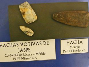 Abierta en Zalamea la exposición conmemorativa del 150 aniversario del Museo Arqueológico Provincial