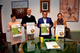 Una feria promoverá la adopción y la educación canina este fin de semana en Zafra