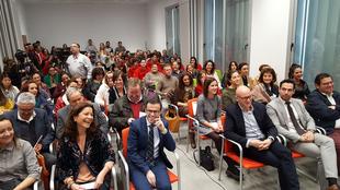 Inaugurada la Feria del Empleo, Emprendimiento y Empresa en Fregenal de la Sierra