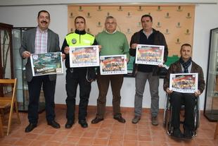 Alconchel celebra el Road Show ''Extremadura por la seguridad vial''. Tú decides
