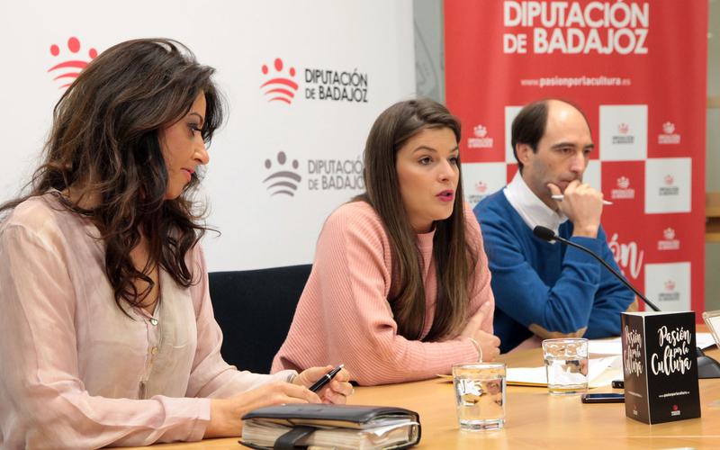 Los conservatorios de la Diputación ofrecerán conciertos en el Centro Penitenciario de Badajoz y en Centros de Mayores con motivo de la Navidad