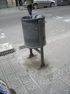 Una marcha busca concienciar en Don Benito sobre el papel ciudadano en el mantenimiento de la limpieza de la localidad