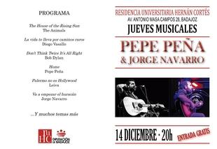La R.U. Hernán Cortés programa un recital de rock clásico y de autor