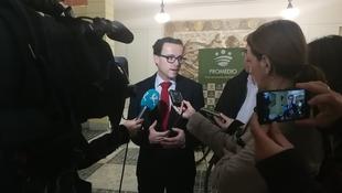 Gallardo considera que el alcalde de Guadiana con sus últimas declaraciones sólo busca ''estar en el candelero''
