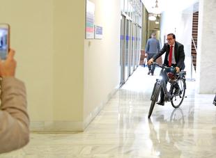 PROMEDIO adquiere bicicletas eléctricas para facilitar la movilidad sostenible de sus trabajadores