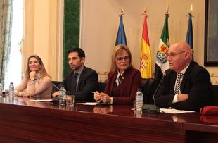 La Diputación acoge un homenaje a los Funcionarios de Habilitación Nacional