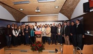 Las personas y la lucha contra el despoblamiento centran las actuaciones de la Diputación de Cáceres en 2017