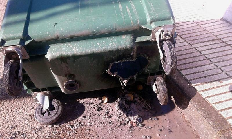 PROMEDIO lanza una campaña de buenas prácticas para el desecho de restos de braseros