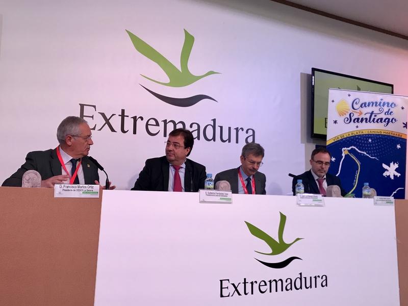 La Serena presenta su Camino Mozárabe como un recurso económico y productivo de la comarca