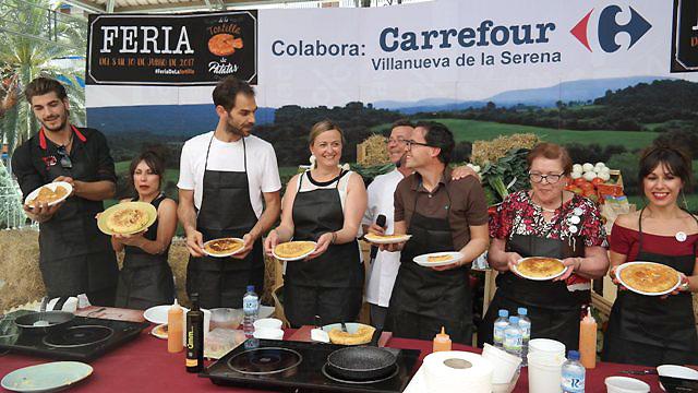 Villanueva de la Serena, cuna de la tortilla de patatas, conmemorará en el mes de abril el 230 aniversario de su descubrimiento