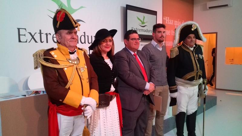 La Albuera y Zalamea de la Serena presentan en FITUR sus Fiestas de Interés Turístico Regional
