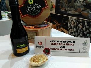 La Diputación de Badajoz ofrece en Madrid Fusión una degustación de platos elaborados con productos con Denominación de Origen