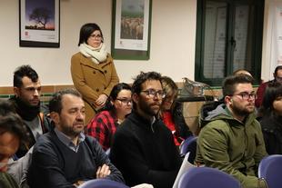 Gran afluencia en el primer EcoDesayuno celebrado en el CSEA la Cocosa de Diputación