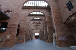 El Museo de Arte Romano de Mérida celebrará la actividad ¡Enamórate de Augusta Emerita!, con motivo de San Valentín