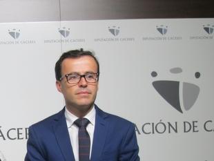 Las Diputaciones extremeñas dan a conocer el proyecto de una acción común con Portugal de todas las provincias españolas de La Raya