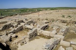 El yacimiento de Los Cercos de Medina de las Torres, declarado Bien de Interés Cultural como zona arqueológica